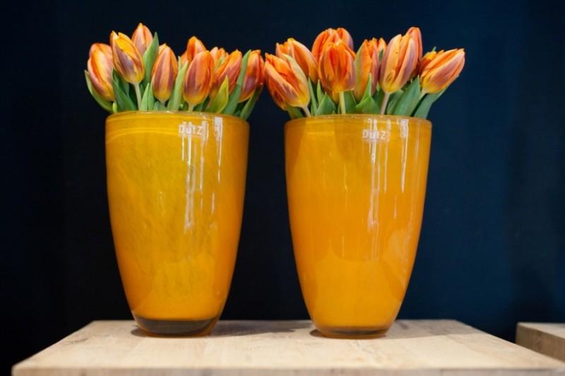 Dutz Glas Vasen