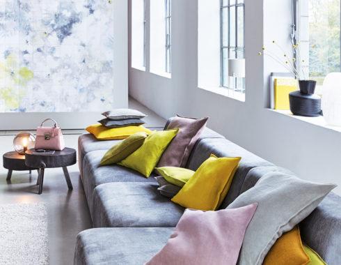 Große Auswahl an Kissen von Proflax bei HOME & GARDEN Hannover